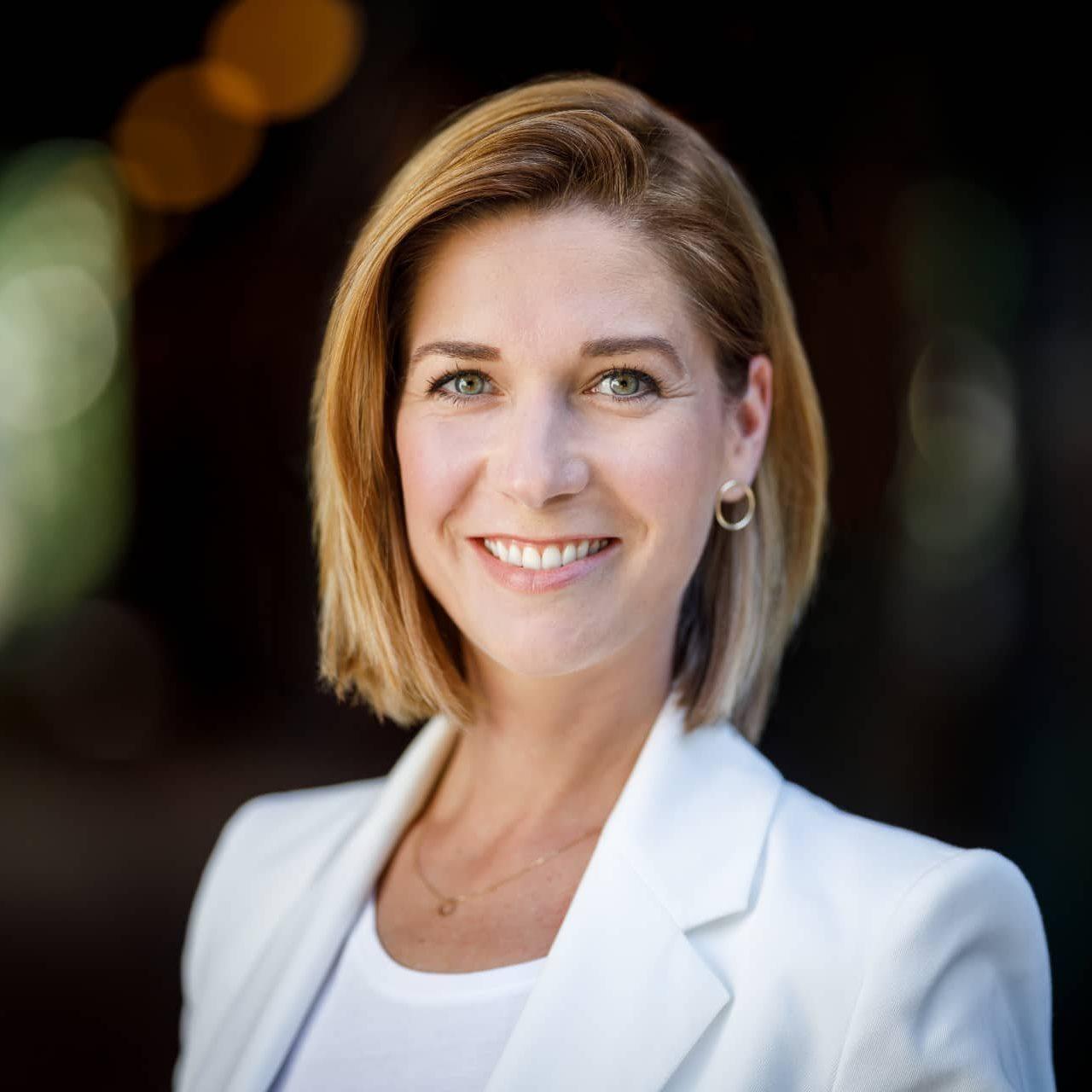 Lena-Sophie Müller Geschäftsführerin der Initiative D21 e. V.