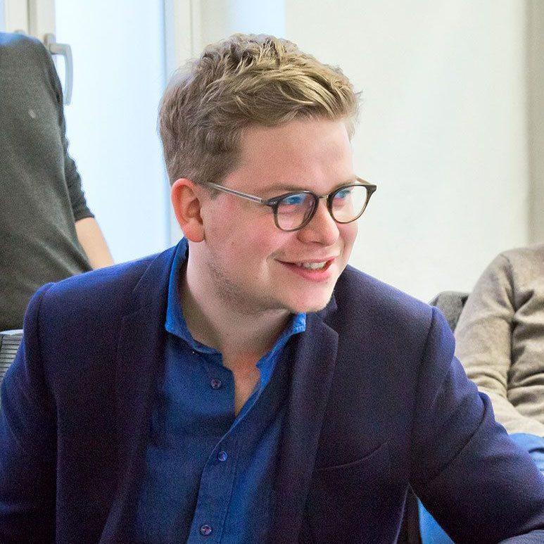 Benjamin Bauer CEO ZOLLHOF – Tech Incubator