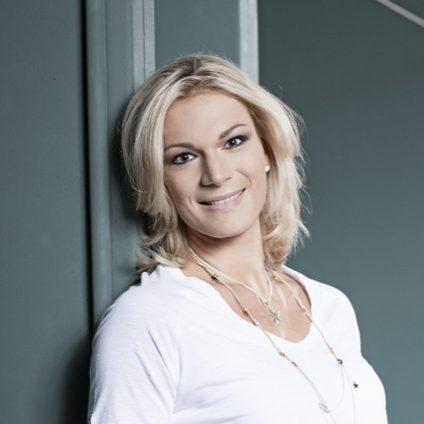 Maria Höfl-Riesch Ski-Rennläuferin